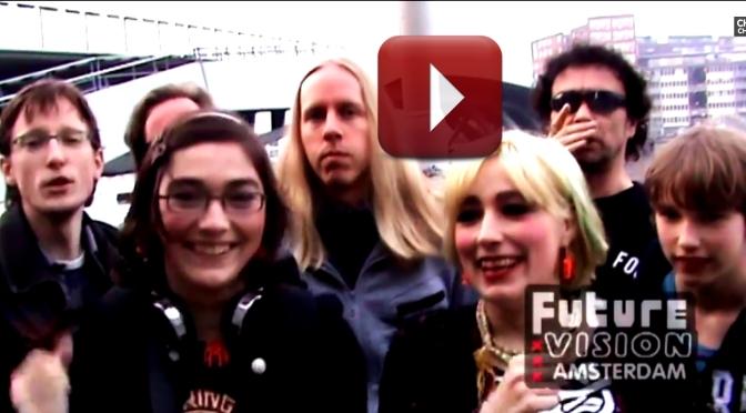 Future Vision Amsterdam – Ep 5 – Freestylin'
