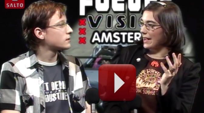 Future Vision Amsterdam – Moll & Erik discuss Indie Games