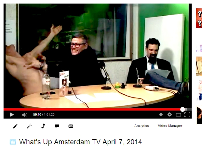 What's Up Amsterdam April 7, 2014