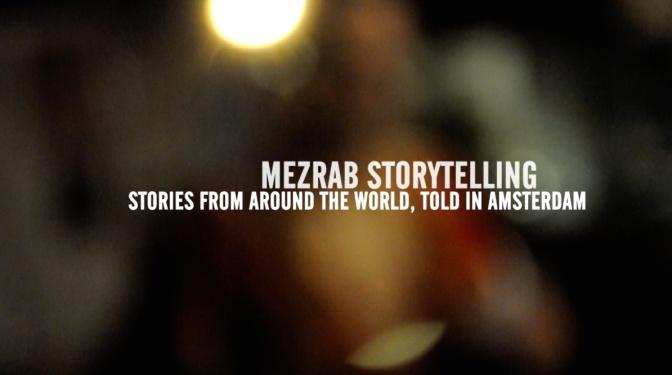 Mezrab Storytelling