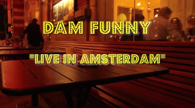 Dam Funny – A NEW SERIES