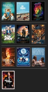 week 6 new film releases