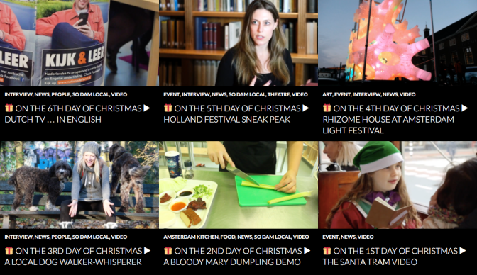 🎁 12 days of Christmas, 12 new videos