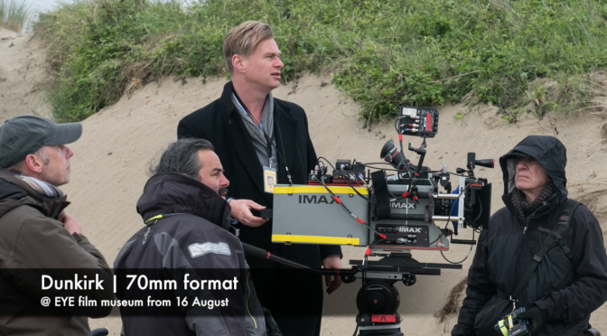 Amsterdam Film Show | August 2017