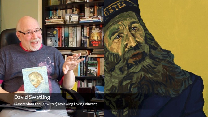 We're 'Loving Vincent' | Ams Film Show | Oct 2017 #2